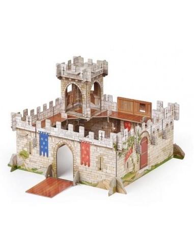 Le chateau du prince Philippe - décor...
