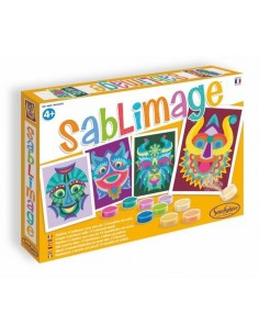 Sablimage masques -...