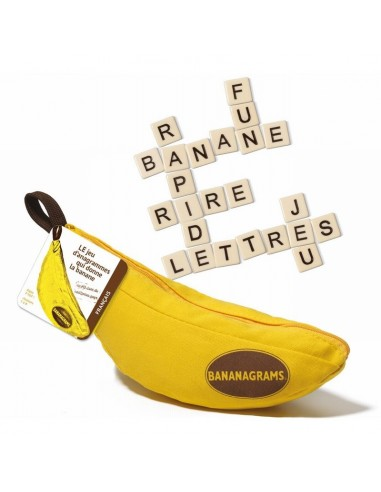 Jeu Bananagrams