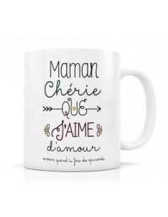Mug Maman chérie - Créa...