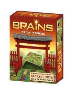 Brains jardin japonais -...