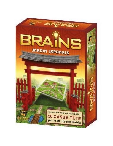 Brains jardin japonais - casse-tête