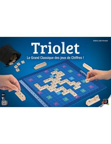 Triolet - jeu Gigamic