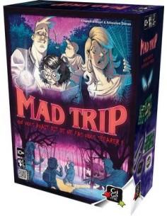 Mad trip - jeu Gigamic