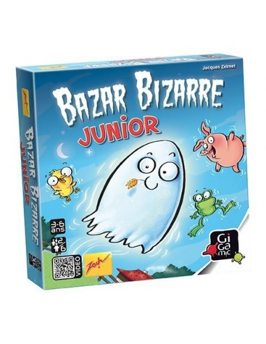 Bazar Bizarre junior - jeu Gigamic