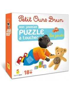 Puzzles à toucher les...