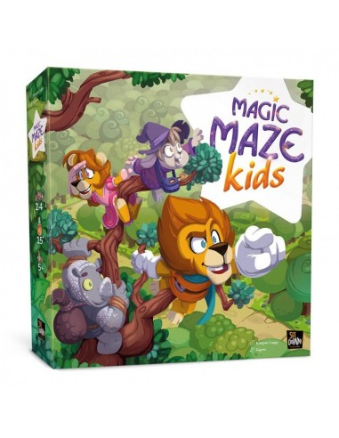 Jeu Magic maze junior