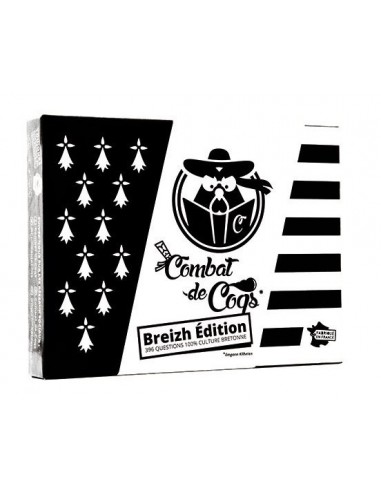 Breizh édition Combat de coqs
