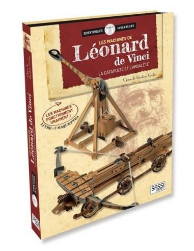 Maquette les mâchines de Léonard de...