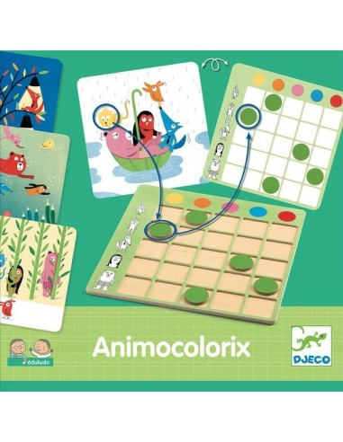 Eduludo animocolorix - Djeco