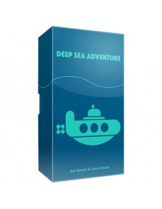 Jeu Deep Sea Adventure