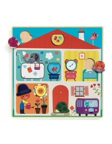 Puzzle Swapy - Djeco