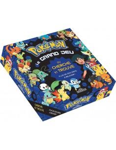 Pokémon le jeu grand jeu du...