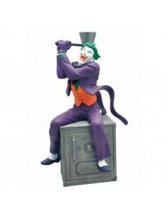 Tirelire Joker sur coffre-fort