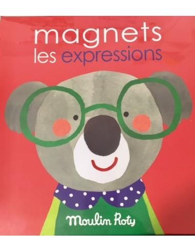 Jeu magnétique expressions Les...