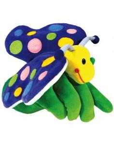 Marionnette papillon