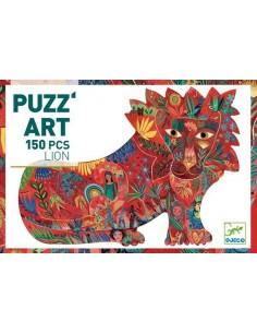 Lion Puzz'art 150 pièces -...