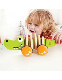 Crocodile à tirer - Hape