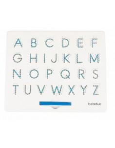 Tableau magnétique lettres...