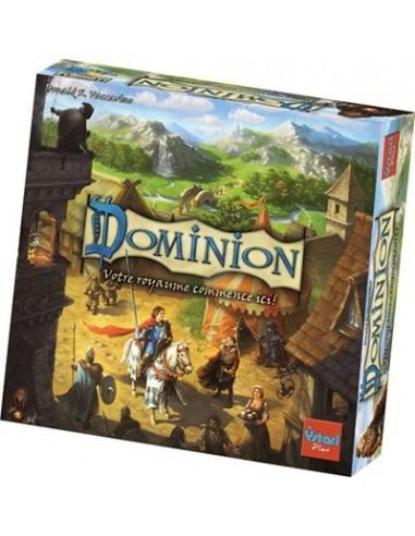 Jeu Dominion - Ystari
