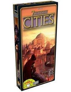 Extension 7 wonders Cities...