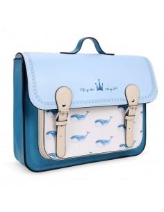 Cartable baleine - Les...