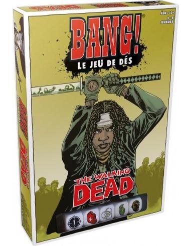 Bang! le jeu de dés The Walking Dead
