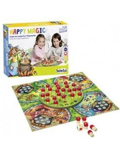 Jeu happy magic - Beleduc