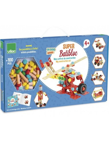 Super batibloc - Vilac