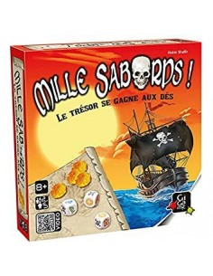 Mille sabords - jeu Gigamic