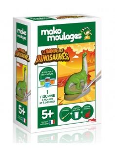 Diplodocus - Mako moulages
