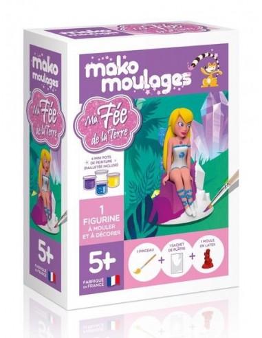 Ma fée de la terre - Mako moulages