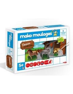 Coffret chevaux - Mako...