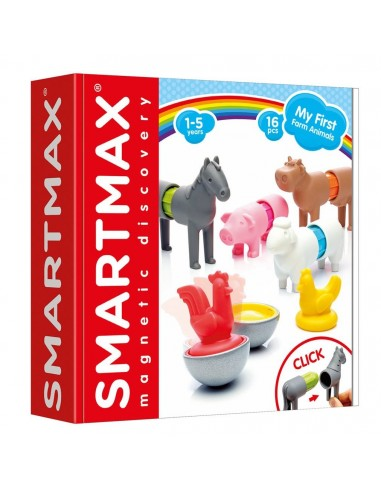 Les animaux de la ferme - SmartMax
