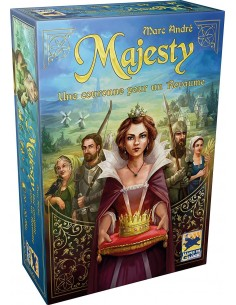 Jeu Majesty