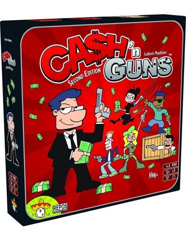 Jeu Cash'N guns