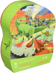Mini puzzle dinosaures 24...
