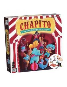 Chapito - jeu Gigamic