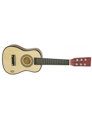 Guitare en bois naturel - Vilac