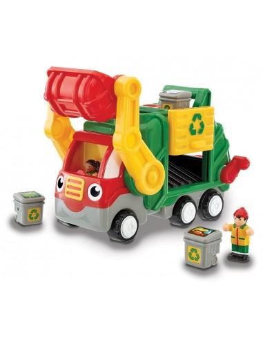 Fred le camion poubelle - WOW