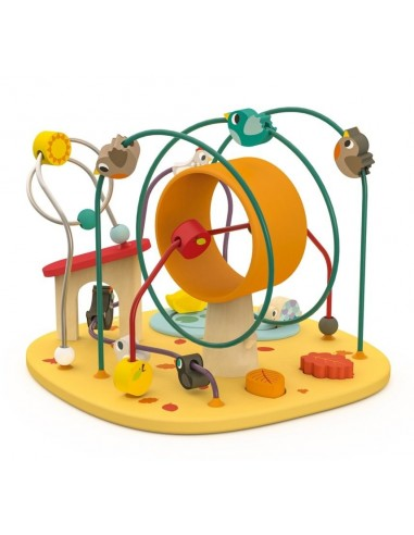 Looping poulette et compagnie  - Janod