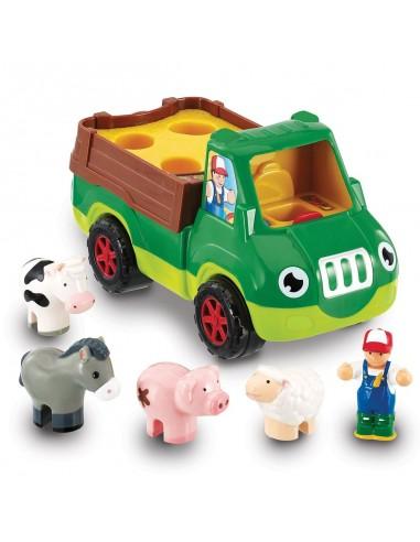 Freddie le camion de la ferme - WOW