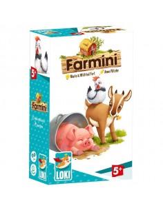 Jeu Farmini - Loki