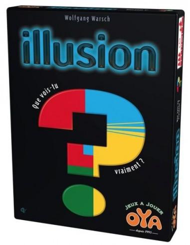 Jeu illusion