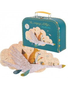Puzzle oie Olga - Moulin Roty