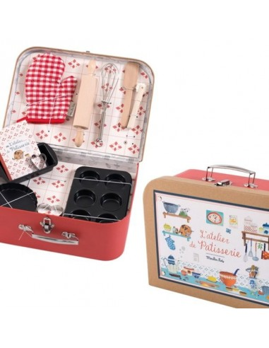 Valise à patisserie - Moulin Roty