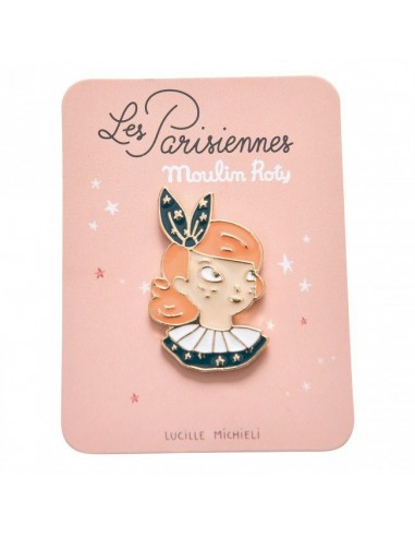 Pin's Constance les parisiennes -...