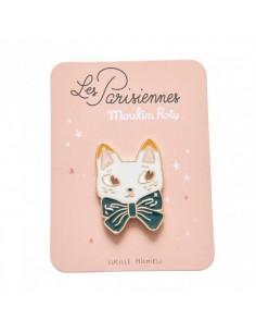 Pin's chat les parisiennes...