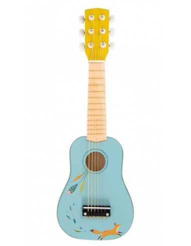 Guitare Le voyage d'Olga - Moulin Roty
