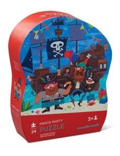 Mini puzzle Pirates 24 pièces